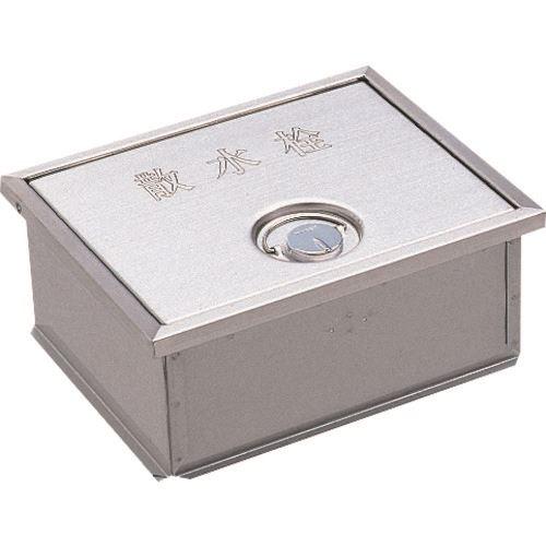 ■SANEI カギ付散水栓ボックス〔品番:R81-6〕[TR-1672262]