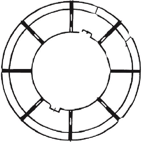 ■WINWELL CMZ/CMA用クーラント噴射コレット  〔品番:CMA20-10.0-CR〕掲外取寄[TR-1673081]
