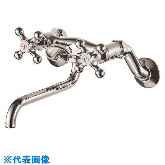 ■SANEI ツーバルブ混合栓  〔品番:K131Y-13〕[TR-1675365]