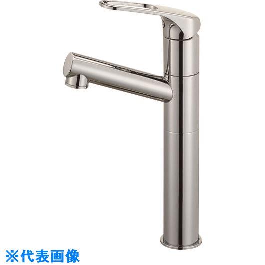 ■SANEI シングルワンホール洗面混合栓〔品番:K475NJKZ-2TU-13〕[TR-1675385]
