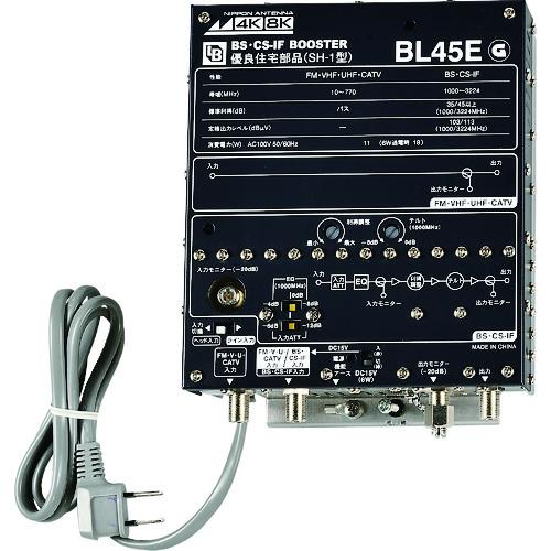 ?日本アンテナ CS・BS/CATVブースター 45DB型 BL型名SH-1 〔品番:BL45E〕[TR-1675804]