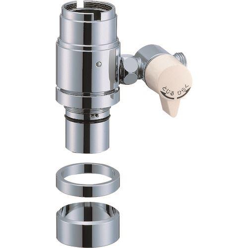 ■SANEI シングル混合栓用分岐アダプター〔品番:B98-B〕[TR-1676985]