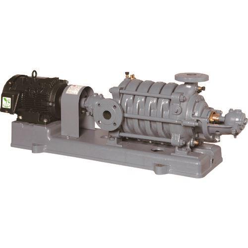 ■エバラ MS型多段渦巻ポンプ 50Hz 口径100  〔品番:100MS5530B〕外直送[TR-1679635]【大型・重量物・送料別途お見積り】