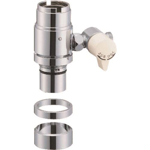 ■SANEI シングル混合栓用分岐アダプター〔品番:B98-1B〕[TR-1680151]