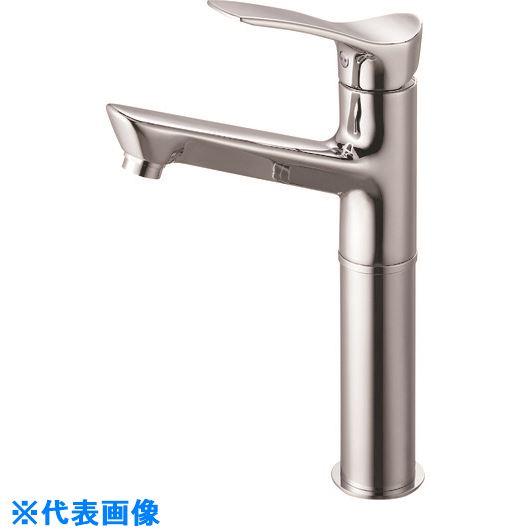 ■SANEI シングルワンホール洗面混合栓〔品番:K4712NJK-2T-13〕[TR-1680152]