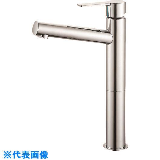 ■SANEI シングルワンホール洗面混合栓〔品番:K4750NK-2T-13〕[TR-1680174]