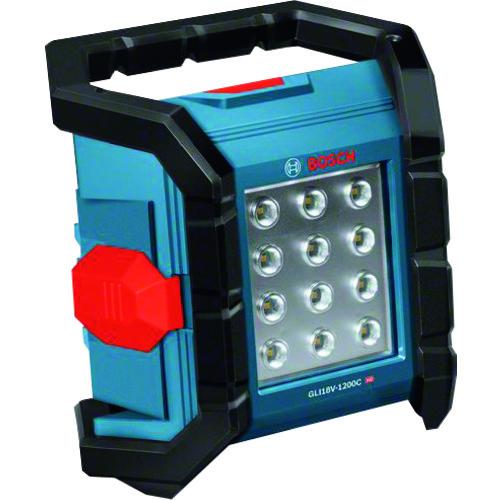 ■ボッシュ コードレス投光器 本体のみ  〔品番:GLI18V-1200C〕[TR-1685665]