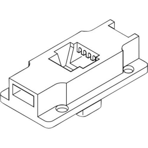 ■因幡電工 ビッグタイホルダー 100個入 〔品番:BHC-3〕[TR-1687350×100]