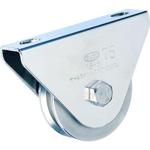 ■MK マルコン枠付オールステンレス重量車 90mm V型〔品番:S-3000-90〕[TR-1691759]