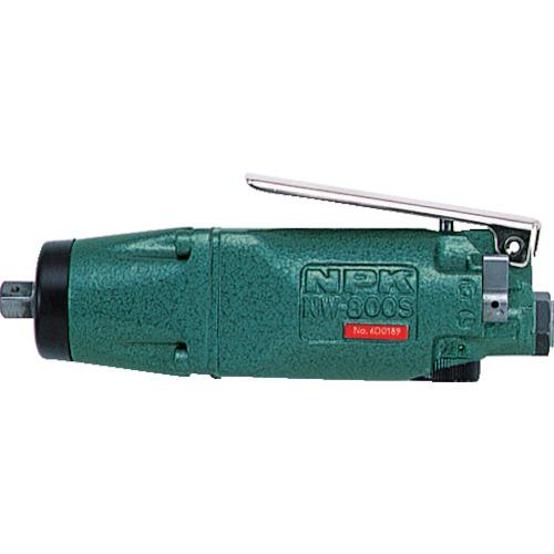 【通販激安】 ?NPK ワンハンマインパクトレンチ ストレートタイプ 20002〔品番:NW-800S〕[TR-1712250]:ファーストFACTORY-DIY・工具