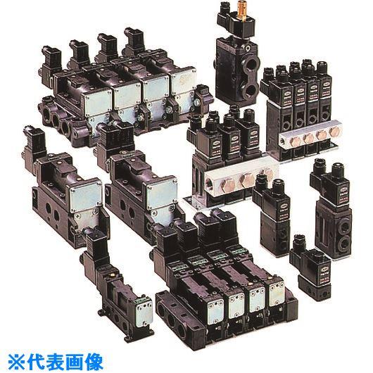 TAIYO 549102 電磁弁 ■TAIYO エアバルブ 5EDシリーズ 5ポート TR-1739479 安い 外直送 法人 送料別途見積り 〔品番:5ED-08M-24L1〕 デテント形 事業所限定 安い