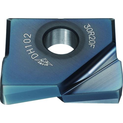 ■ダイジェット ミラーラジアスエンドミル用チップ DH102 DH102 2個入 〔品番:FRM-200-R10〕[TR-1755872×2]