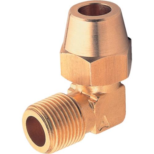 高価値 アソー 小径配管継手 ■ASOH フレアーエルボ PT1 爆安 品番:FL-1410 2XΦ10 TR-1768778