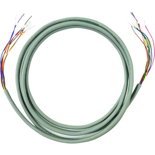 ■A&D 接続ケーブル(バラ線~バラ線、2M) AX-KO5862-N200  〔品番:AX-KO5862-N200〕外直送[TR-1794119]