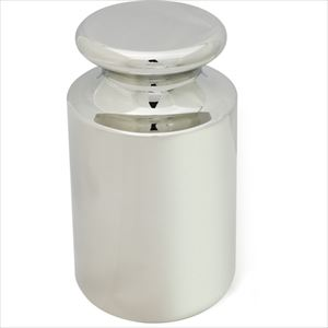 ■A&D 校正用分銅 OIML型円筒分銅 F1級 10KG  一般校正証明書付  AD1603-10KF1-A〔品番:AD1603-10KF1-A〕[TR-1797084]【個人宅配送不可】