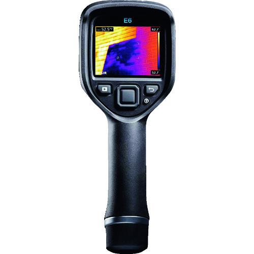 ■FLIR 赤外線サーモグラフィカメラ E6-XT  〔品番:63907-0804〕[TR-1825623]