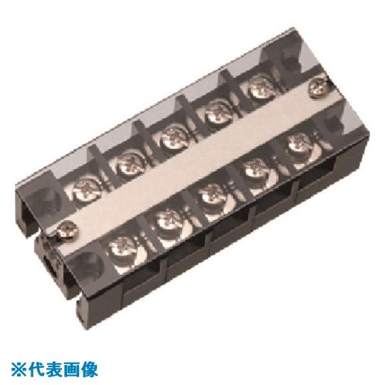 ■サトーパーツ 中継用2列型端子台 ML-11-50Fシリーズ 500V-50A〔品番:ML-11-50F-20P〕[TR-1831574]