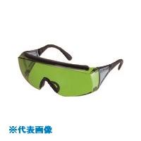■TGK レーザー光保護具 YL335M アルゴン〔品番:941-87-09-64〕[TR-1842923]