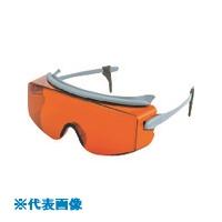 ■TGK レーザー光保護具YL717 アルゴン〔品番:941-87-09-32〕[TR-1842928]
