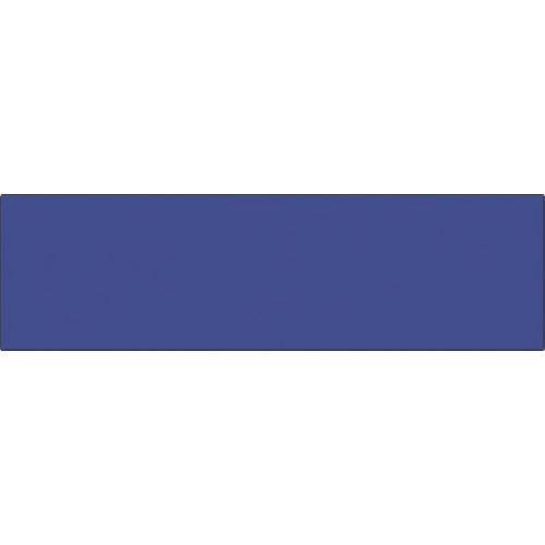 ■つくし フラットパネル法定表示板(ブルー無地) 3点タイプ  〔品番:HR-153W〕[TR-1843204]【大型・重量物・個人宅配送不可】