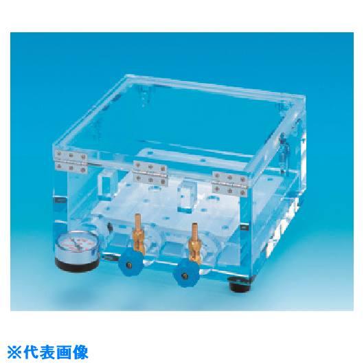 ■TGK 真空デシケーター FV-6P PVC製〔品番:405-57-07-11〕[TR-1843613]