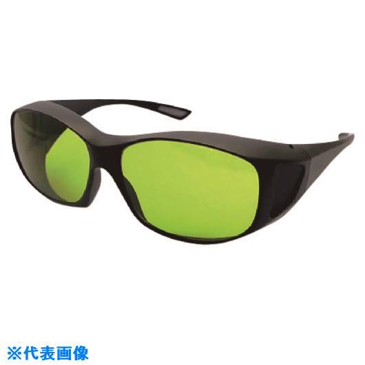 ■TGK レーザー保護メガネ RSX-4 SC3〔品番:398-87-10-16〕[TR-1843661]