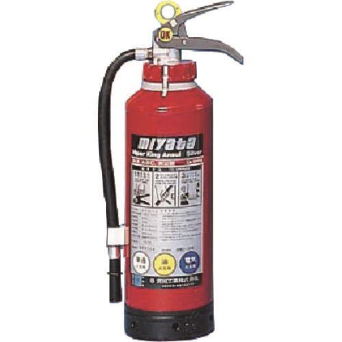 ■つくし ABC粉末消火器10型(リサイクルシール付き)  〔品番:8001〕[TR-1844798]