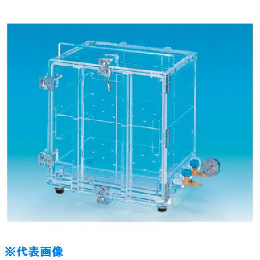 ■TGK 真空デシケーター FV-3P PVC製〔品番:405-57-07-06〕[TR-1845187]