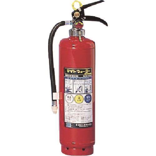 ■つくし 強化液消火器 3型(リサイクルシール付き)  〔品番:8009〕外直送[TR-1846309]