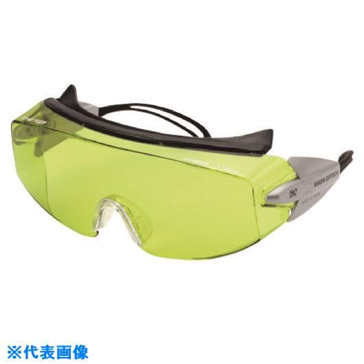 ■TGK レーザー保護メガネ RS-80 SC3〔品番:398-87-10-06〕[TR-1846766]