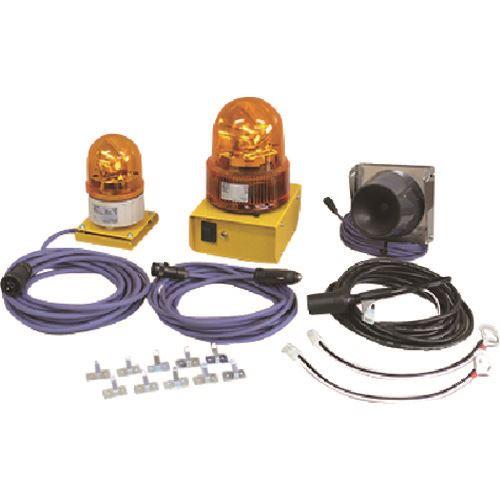 ■つくし 超音波警報センサー パノラマR2 収納ケース付セット  〔品番:6508〕[TR-1847964]