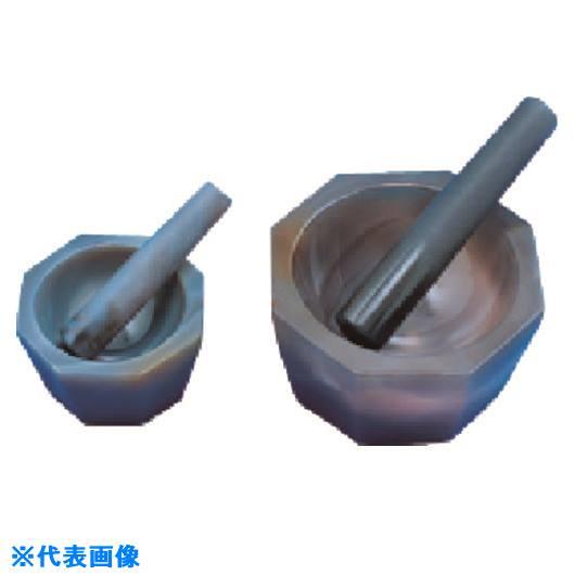 ■TGK 深型メノー乳鉢 130×108×45MM〔品番:575-54-36-58〕[TR-1848513]