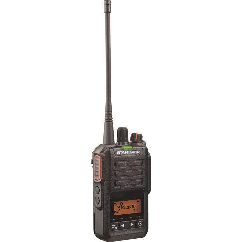 ■スタンダード 携帯型 デジタル簡易無線機(免許局)  〔品番:VXD460U〕[TR-1857577]「送料別途見積り」・「法人・事業所限定」・「外直送」