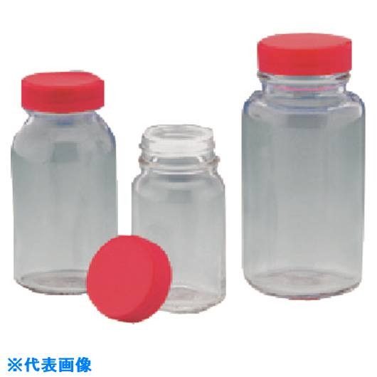 ■TGK 規格瓶#4 赤CAP栓付35ML285本〔品番:323-05-84-04〕[TR-1911802][送料別途見積り][法人・事業所限定][掲外取寄]