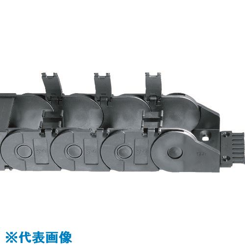 ■IGUS エナジーチェーン ケーブル保護管 8リンク  〔品番:3500.100.250.0-8L〕[TR-1911999]