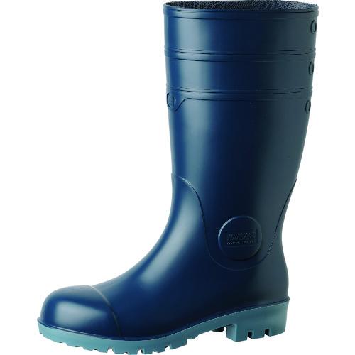 ■ミドリ安全 安全長靴 NW1000ブルー静電 24.5CM  〔品番:NW1000S-BL-24.5〕[TR-1948961]