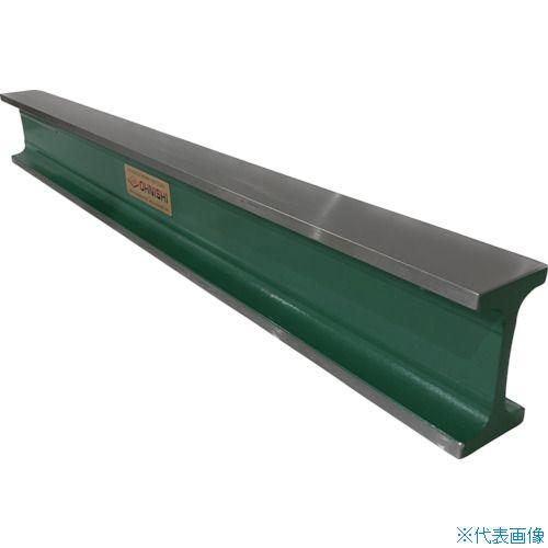 ■OSS 工形ストレートエッジ 1000 A級  〔品番:132-1000A〕[TR-1951060]【送料別途お見積り】