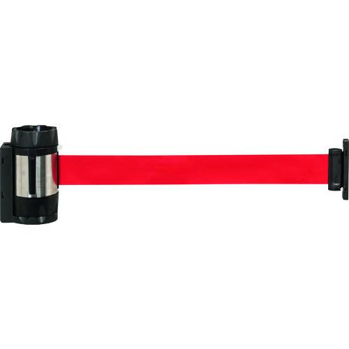 ■REELEX バリアリールMAX (マグネットタイプ) ベルト 赤 6M  〔品番:BRB-506A〕[TR-1951303]