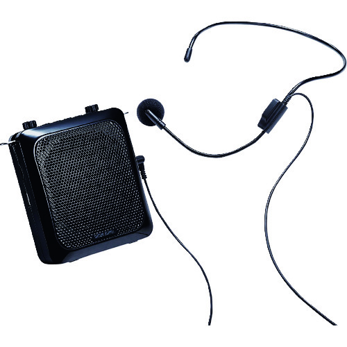超目玉 サンワサプライ 公式 拡声器 ■SANWA ハンズフリー拡声器スピーカー 品番:MM-SPAMP9 TR-1953759
