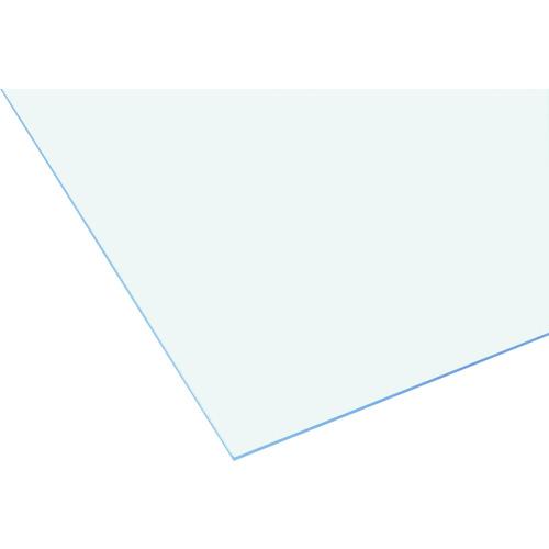 ■アクリサンデー アクリ強化透明550MMX650MMX1MM 10枚入 〔品番:IR001〕[TR-1954226×10]