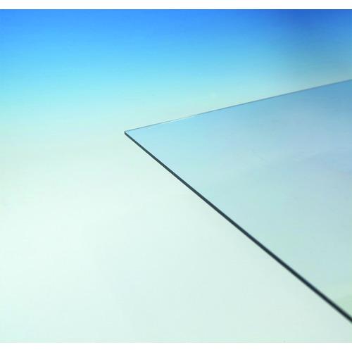 ■アクリサンデー PET樹脂板450MMX600MMX1.0MM 10枚入 〔品番:PG-1〕[TR-1955499×10]