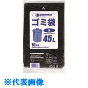 ■ジョインテックス ゴミ袋 LDD 黒 45L 600枚 N210J-45P (886645)  〔品番:N210J-45P〕[TR-1964820]