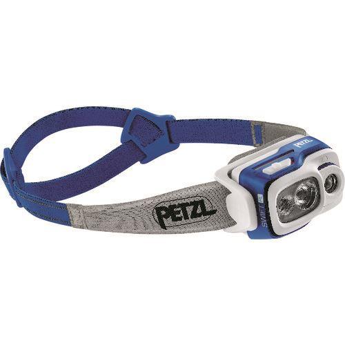 ■PETZL スイフトRL ブルー 3個入 〔品番:E095BA02〕[TR-1981667×3]「送料別途見積り」・「法人・事業所限定」・「掲外取寄」