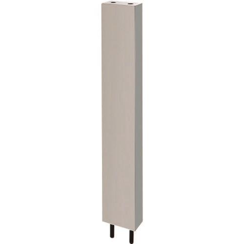 ■カクダイ 厨房用ステンレス水栓柱(立形水栓用)//20  〔品番:624-660S-120〕[TR-1981805]