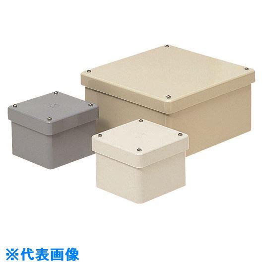 ■未来 防水プールボックス(カブセ蓋)正方形  〔品番:PVP-4530B〕[TR-1984147]