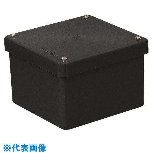 ■未来 防水プールボックス(カブセ蓋)  〔品番:PVP-4030BK〕[TR-1985684]