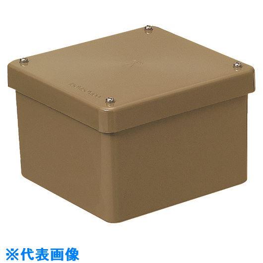 ■未来 防水プールボックス(カブセ蓋)  〔品番:PVP-2515BLB〕[TR-1987220]