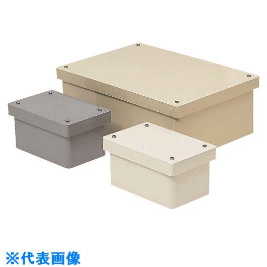 ■未来 防水プールボックス(カブセ蓋)長方形  〔品番:PVP-353030B〕[TR-1988835]