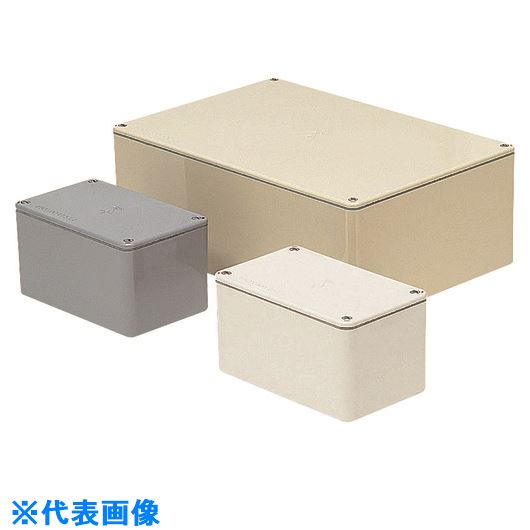 ■未来 防水プールボックス(平蓋)長方形  〔品番:PVP-504035AJ〕[TR-1993557]