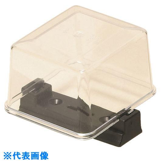 ■未来 透明ジョイントボックス 150個入 〔品番:KB-LS〕[TR-1993782×150]